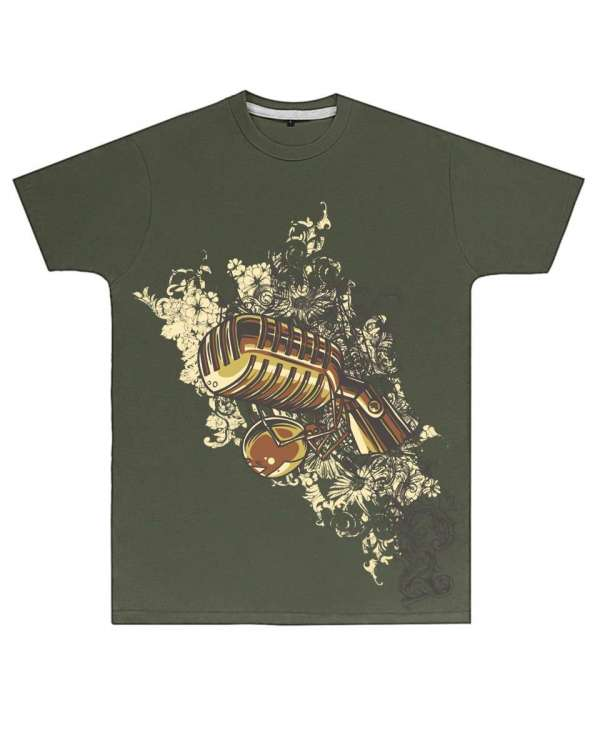 SG Premium Printed T Shirt