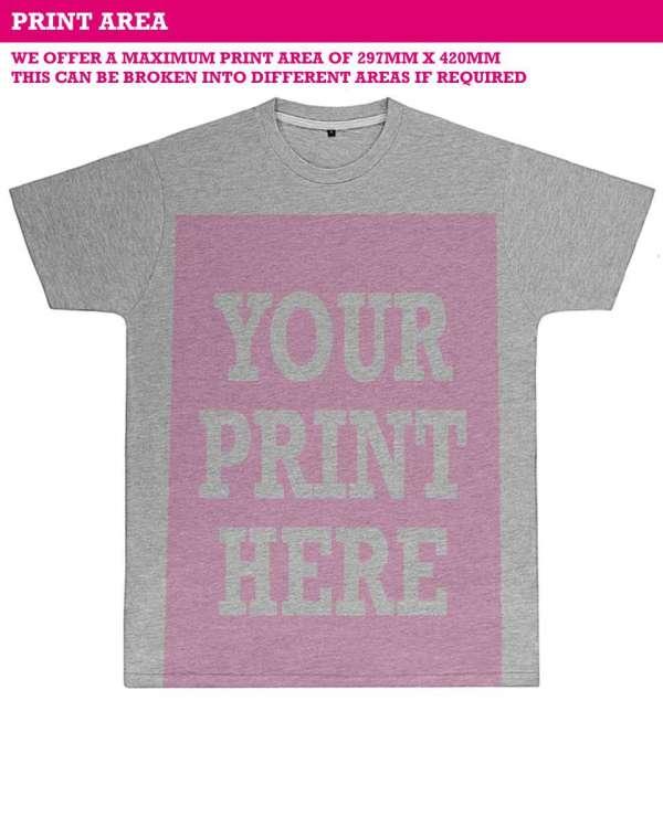 Print Area Guide