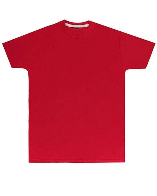 Premium Red Printed T Shirt