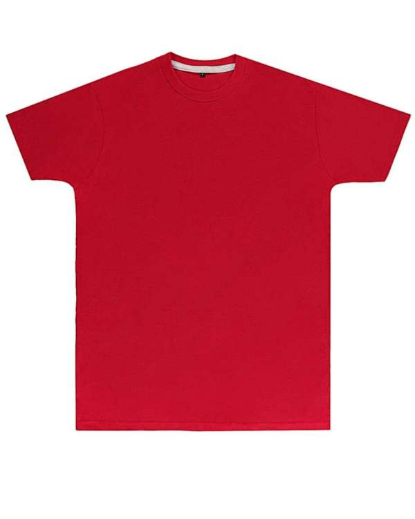 Premium Red Printed T Shirt