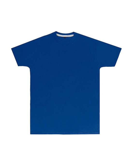 Premium Royal Blue Printed T Shirt