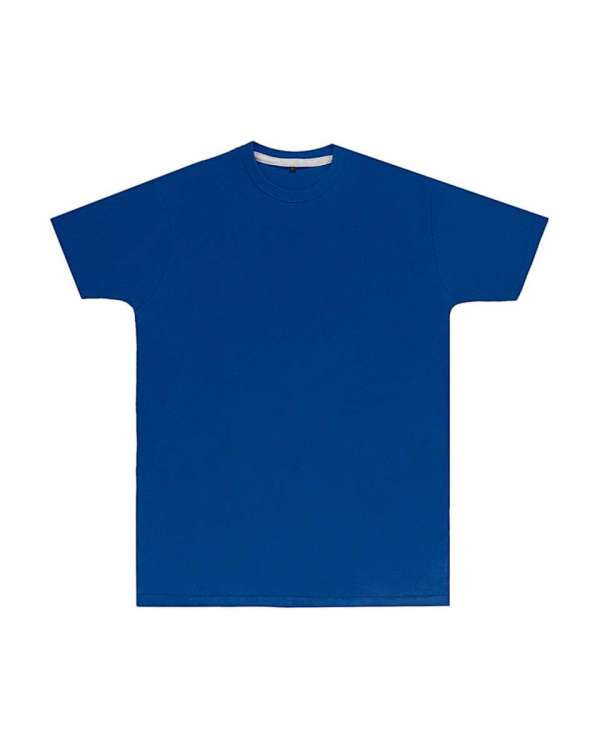 Premium Royal Blue Printed T Shirt
