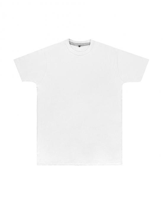 Premium White Printed T Shirt