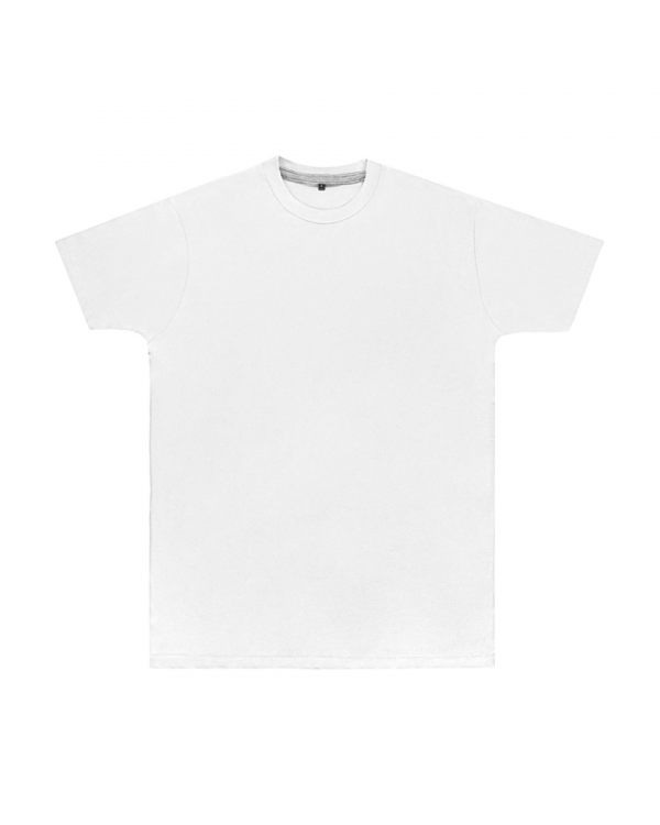 Premium White Printed T Shirt
