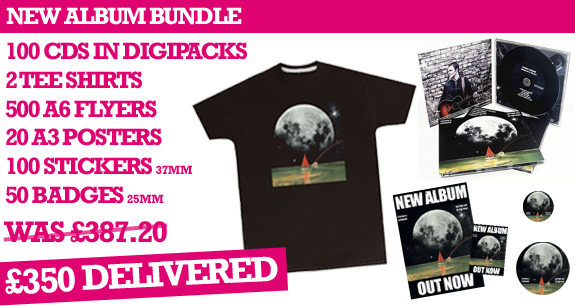 Special offer album bundle