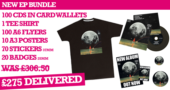 Special offer EP bundle