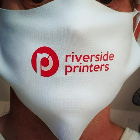 Custom Printed Washable Face Coverings