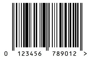 EAN Barcode Number with free UPC Barcode Number
