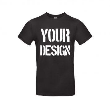 Custom T Shirt Printing Full Front
