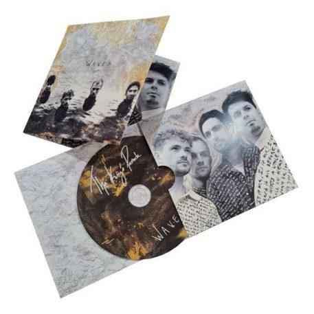 CD DVD in Lancing Card Wallet