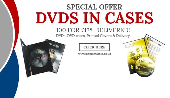 Special Offer DVDs in DVD Cases